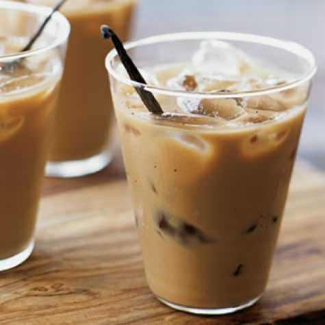 Vanilla Bean Iced Coffee Williams Sonoma