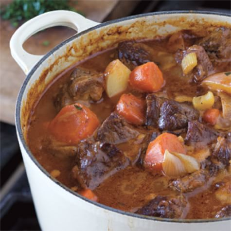 Hearty Beef Stew Williams Sonoma