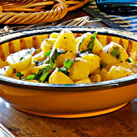 Boiled Potatoes With Parsley Williams Sonoma