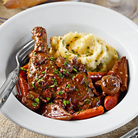 Slow Cooker Coq Au Vin Williams Sonoma
