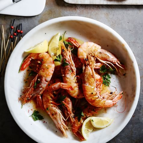 Gambas Al Ajillo Williams Sonoma