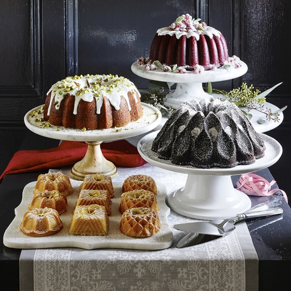 Terrific Nordic Ware Party Bundt Pan Williams Sonoma Funny Birthday Cards Online Eattedamsfinfo