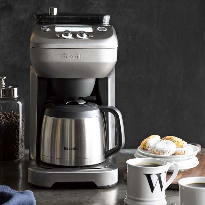 Breville Grind Control Coffee Maker | Williams Sonoma