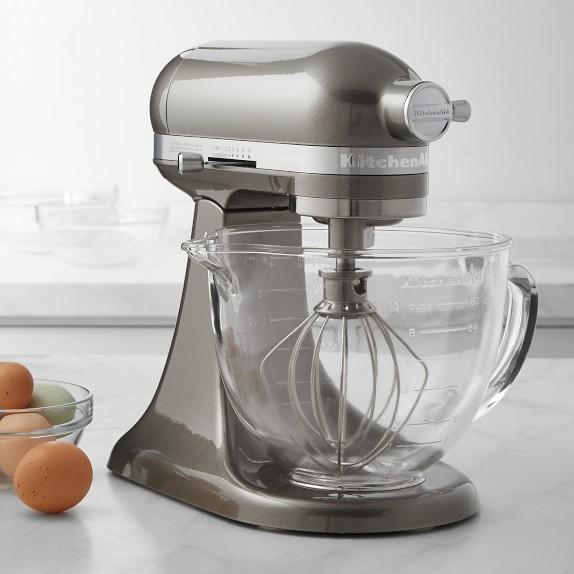 kitchenaid® artisan design mini stand mixer  williams sonoma