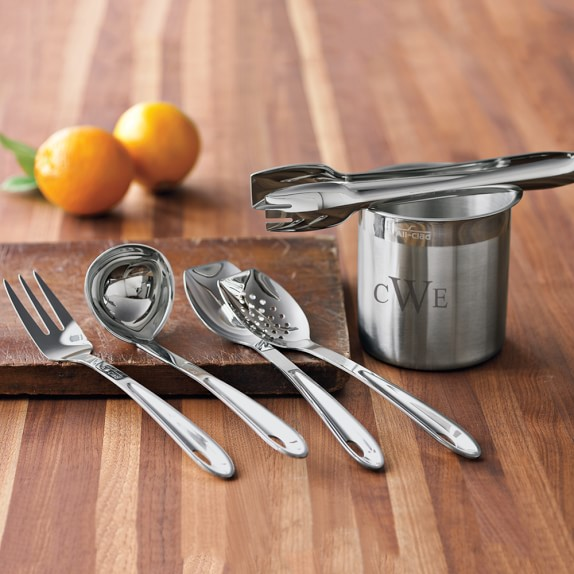 Stainless Steel All-Clad Tool Set 6-Piece