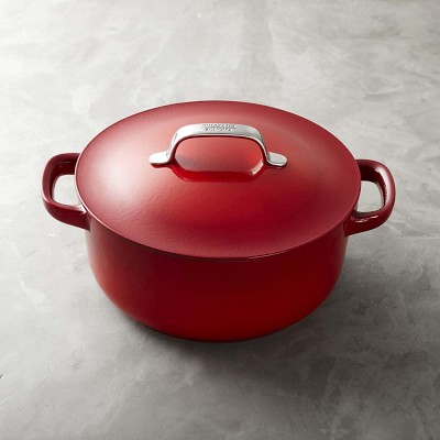 Deals on Williams Sonoma Enameled Cast Iron Round Oven 5 1/2-Qt.