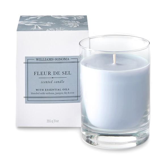 Williams Sonoma Fleur De Sel Candle Williams Sonoma