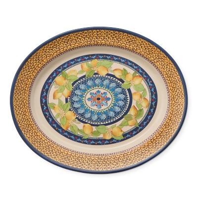 Sicily Oval Platter, XXL