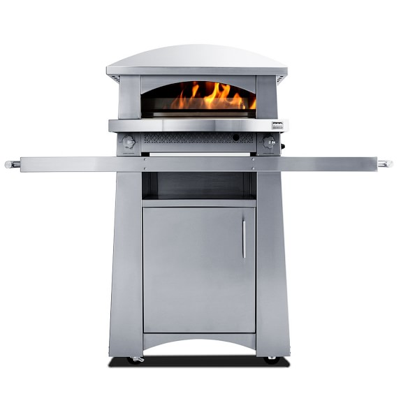 Kalamazoo Freestanding Artisan Fire Pizza Oven With Pizza Tools