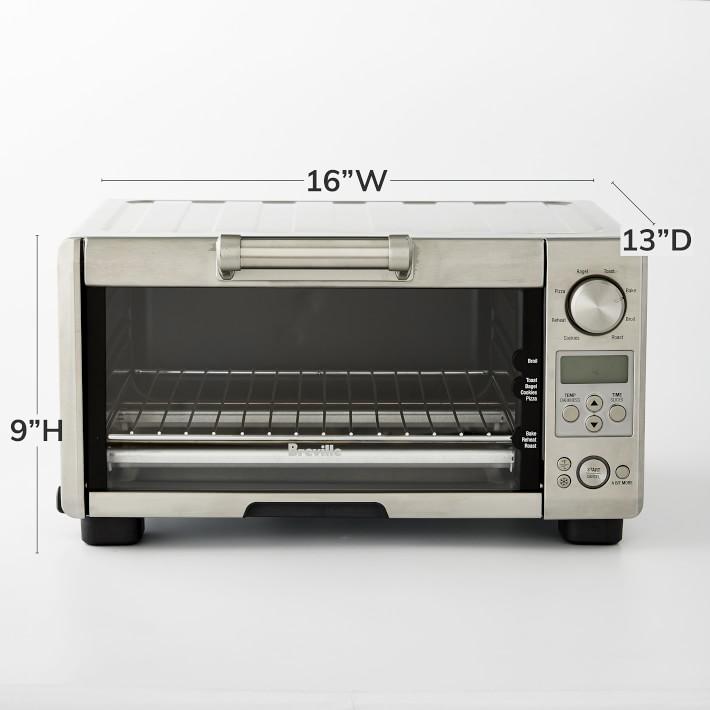 Breville Mini Smart Toaster Oven Williams Sonoma