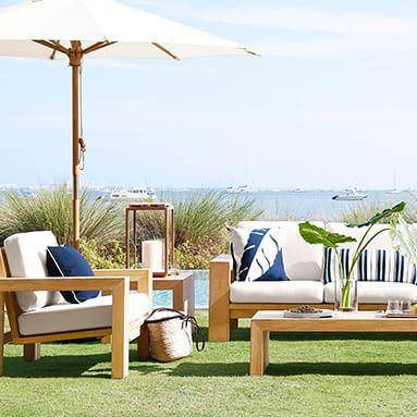 Luxury Outdoor Furniture | Williams Sonoma