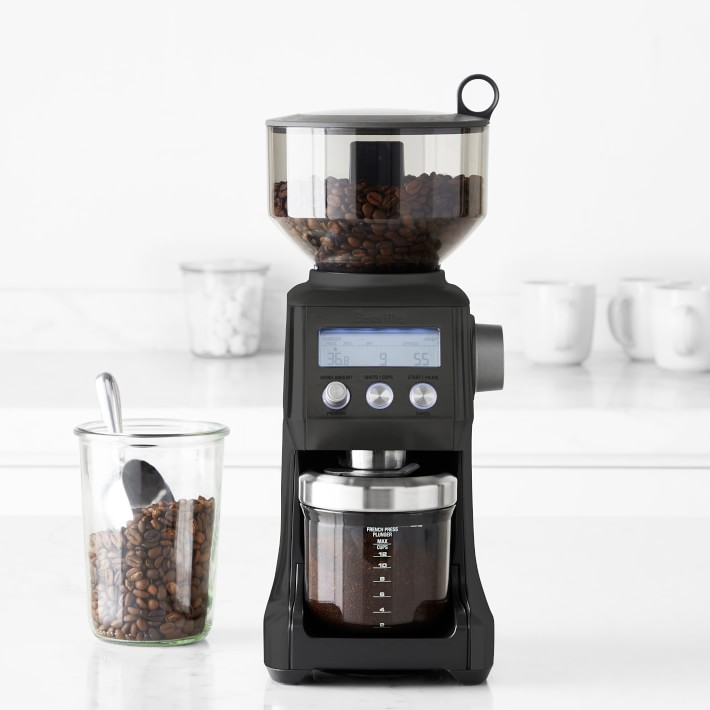 breville coffee maker with grinder problems