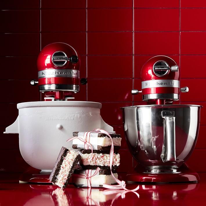 kitchenaid® artisan mini stand mixer  williams sonoma