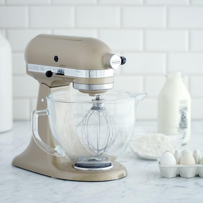 Kitchenaid Design Series Stand Mixer 5 Qt Williams Sonoma