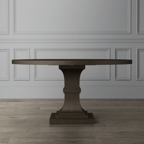 Pedestal Round Dining Table Williams Sonoma