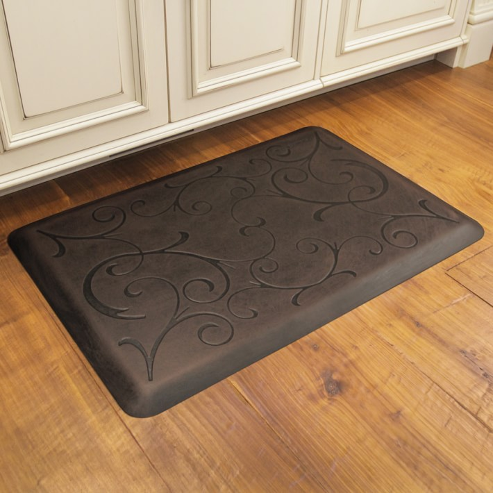 Decorative Padded Kitchen Floor Mats  from assets.wsimgs.com