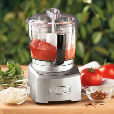 Cuisinart Elite Die-Cast Mini Prep Food Processor - 4-Cup | Williams Sonoma
