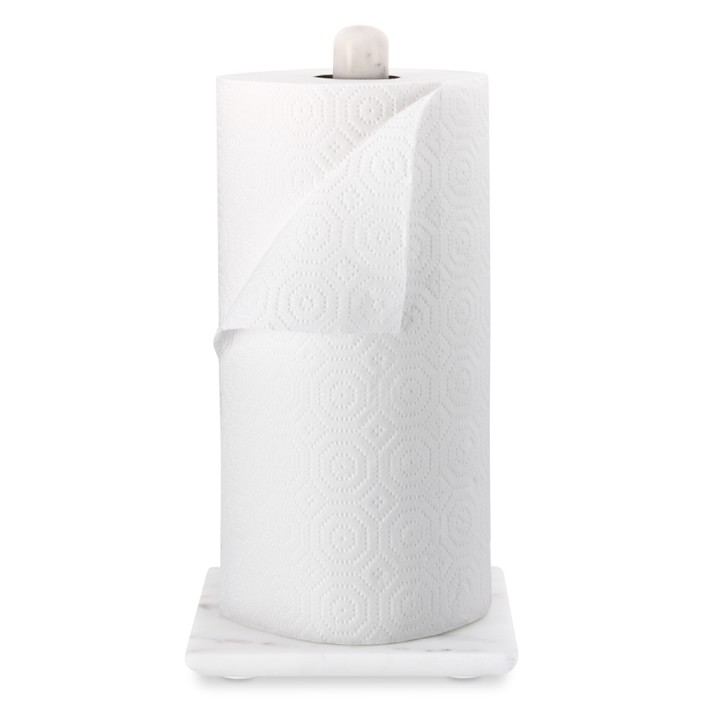 Shop Marble Paper Towel Holder from Williams-Sonoma on Openhaus