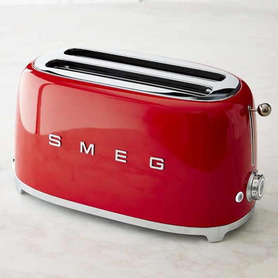 Smeg 4 Slice Toaster Williams Sonoma