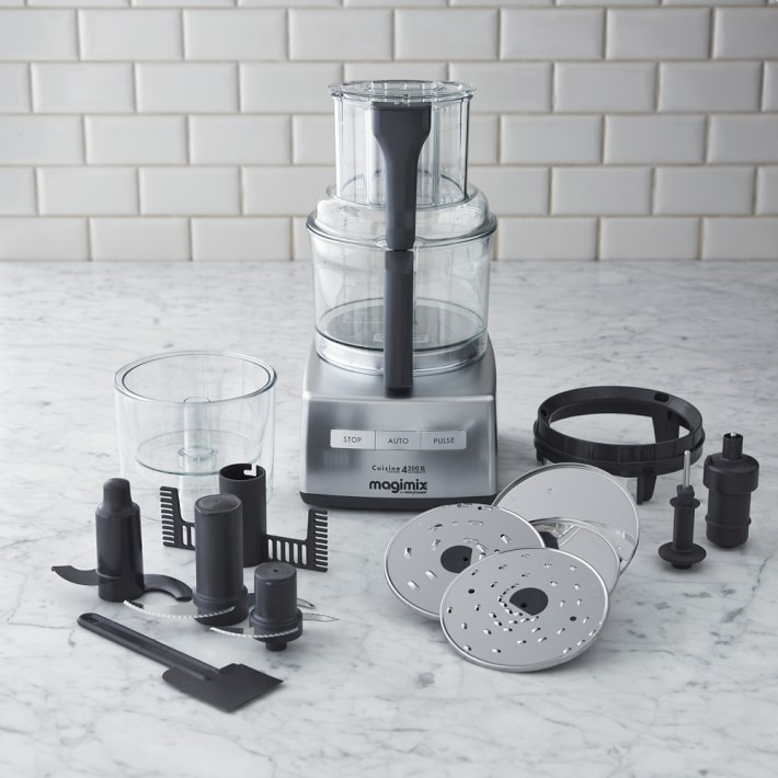 Magimix By Robot Coupe Food Processor 14 Cup Williams Sonoma
