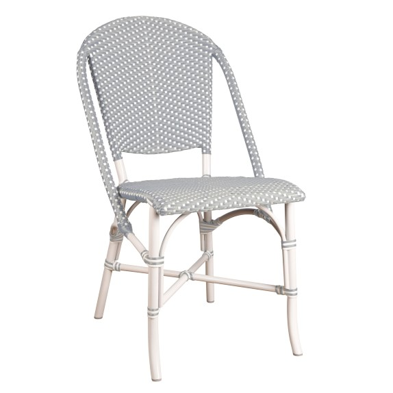 French Bistro Outdoor Dining Side Chair Williams Sonoma