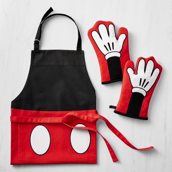 Disney Mickey™ Adult Apron & Oven Mitt Set