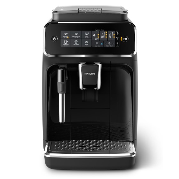 Philips 3200 Series Fully Automatic Espresso Machine With Milk Frother Williams Sonoma