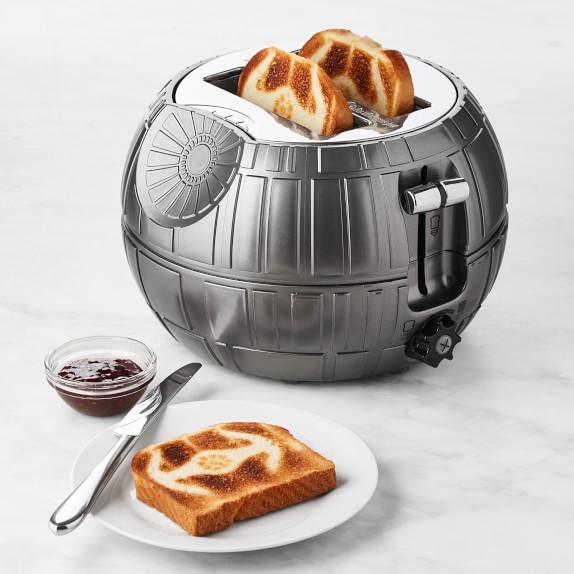Star Wars Death Star Toaster Williams Sonoma