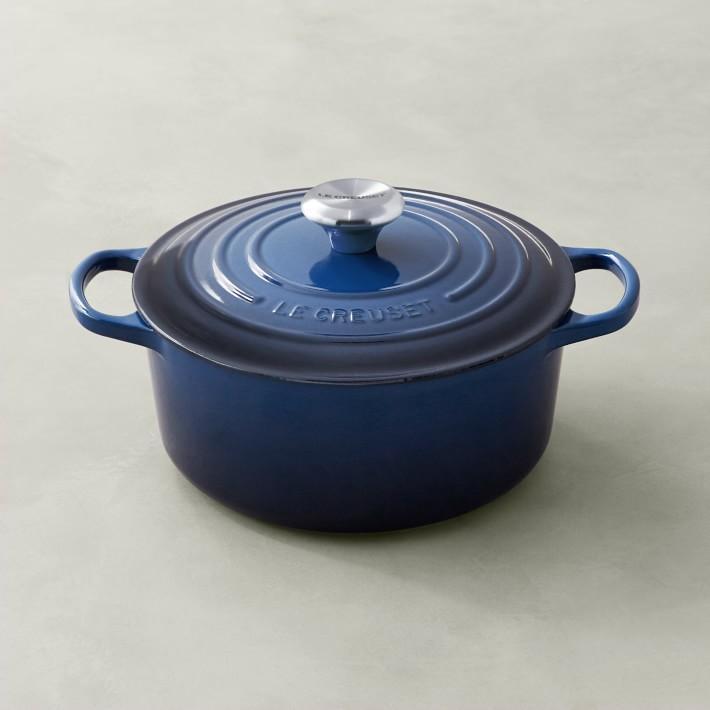 Le Creuset Signature Enameled Cast Iron Round Dutch Oven, 4 1/2-Qt. | Williams Sonoma