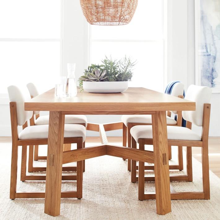 Copenhagen Extendable Dining Table Williams Sonoma