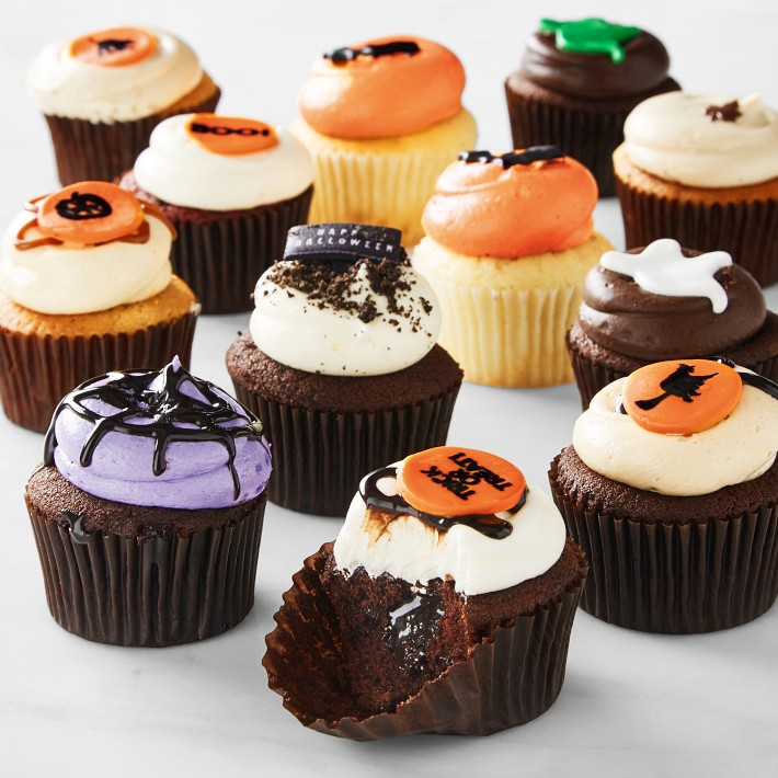 Georgetown Cupcake Halloween Cupcakes Online Baked Goods Williams Sonoma
