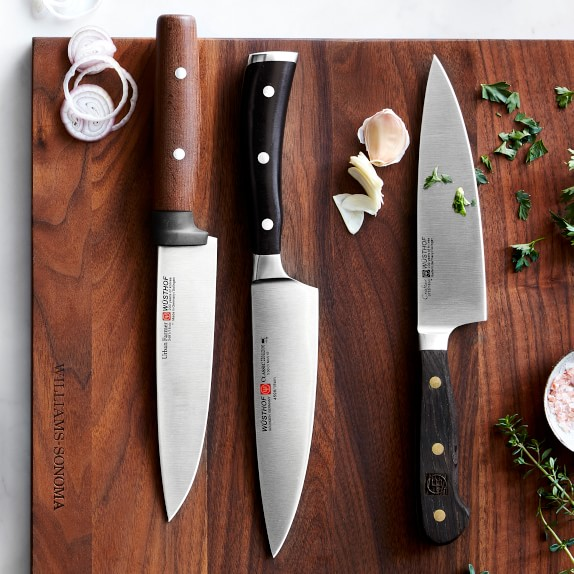 Wüsthof Classic Ikon Chef's Knives | Williams Sonoma