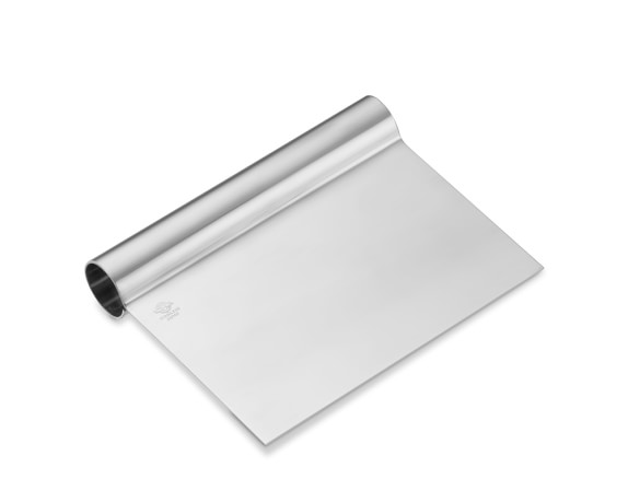 Stainless-Steel Pastry Scraper | Baking Tools | Williams Sonoma