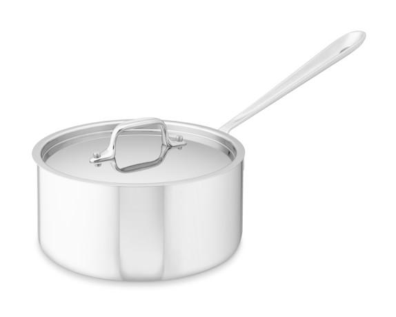 Williams Sonoma 3-Qt Sauce Pan w//Lid