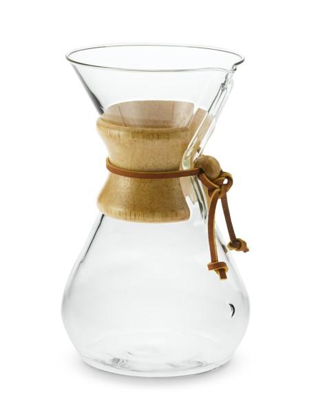 Vintage medium size Chemex coffee  pour over