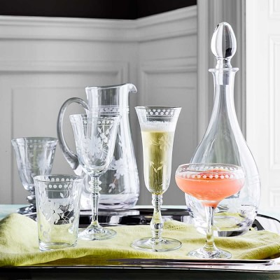 Champagne Coupe Glasses Martini and Champagne Glasses for Home Bar Vintage Style Cocktail Glass Color : Type-1 and New Years Party Wedding 10Oz