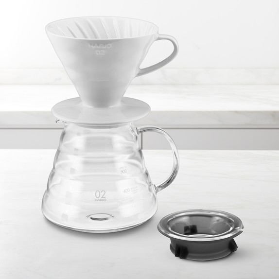 Hario V60 Coffee Pour Over Coffee Maker Kit Williams Sonoma