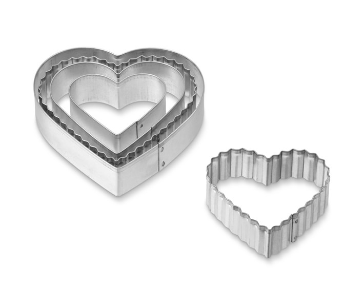 Heart Cookie Cutter Set Williams Sonoma