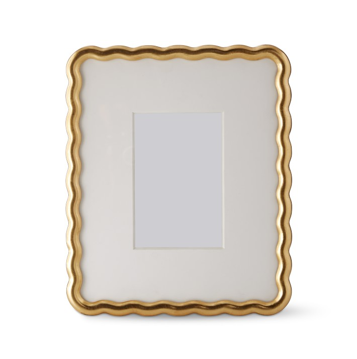 Aerin Wave Gallery Wall Frame Williams Sonoma