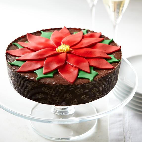 Poinsettia   Cake Decorating Metal