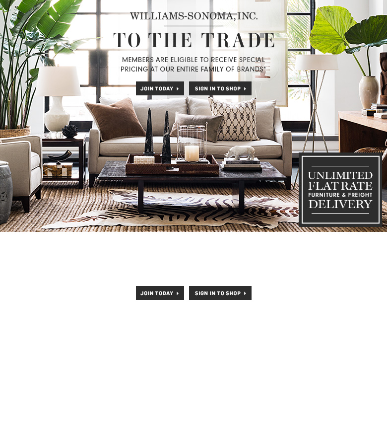 free home decor catalogs by mail.htm to the trade williams sonoma  to the trade williams sonoma