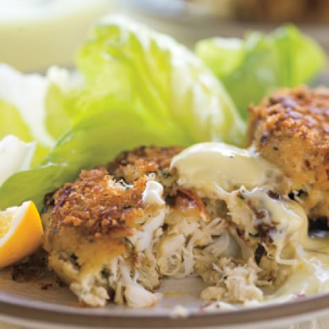 Crab Cakes With Lemon Aioli Williams Sonoma
