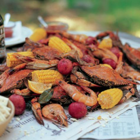 Louisiana Seafood Boil Williams Sonoma