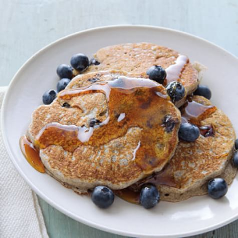 Buckwheat Blueberry Pancakes Williams Sonoma