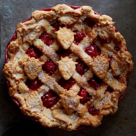 Strawberry Rhubarb Pie Williams Sonoma