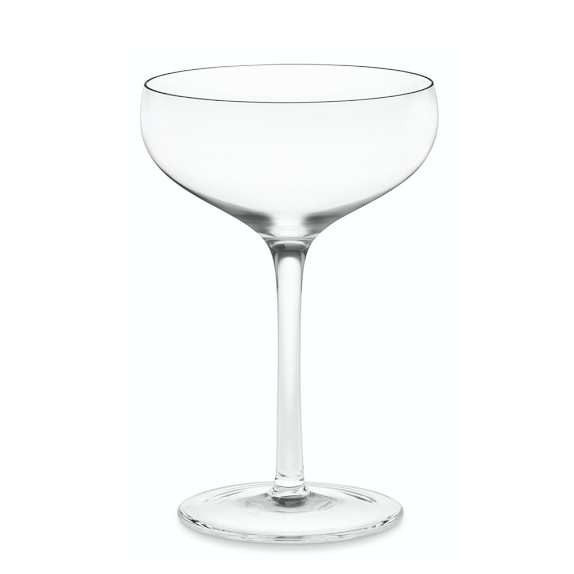 Williams Sonoma Coupe Cocktail Glasses Cocktail Glasses