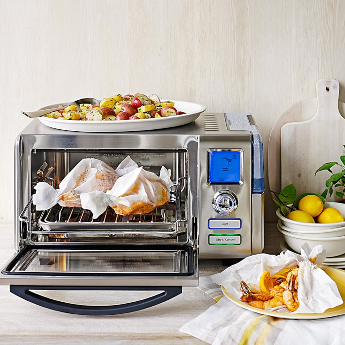 Cuisinart Combo Steam And Convection Toaster Oven Williams Sonoma