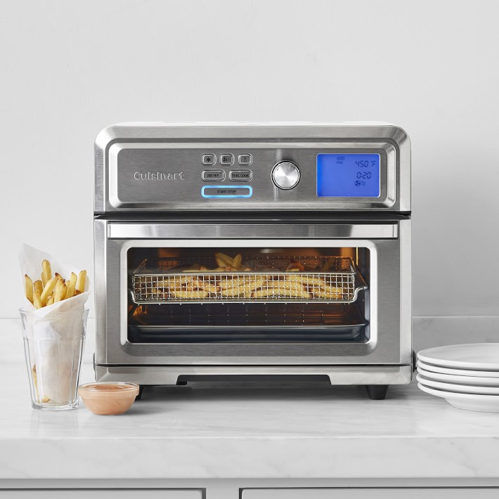 Cuisinart Digital Air Fryer Toaster Oven Williams Sonoma