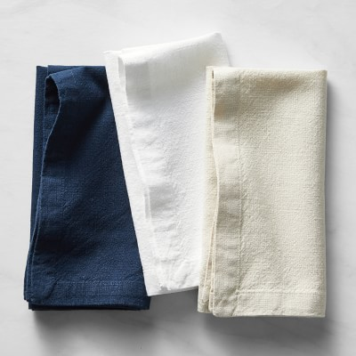 Pantry Essentials Napkins Set Of 6 Williams Sonoma