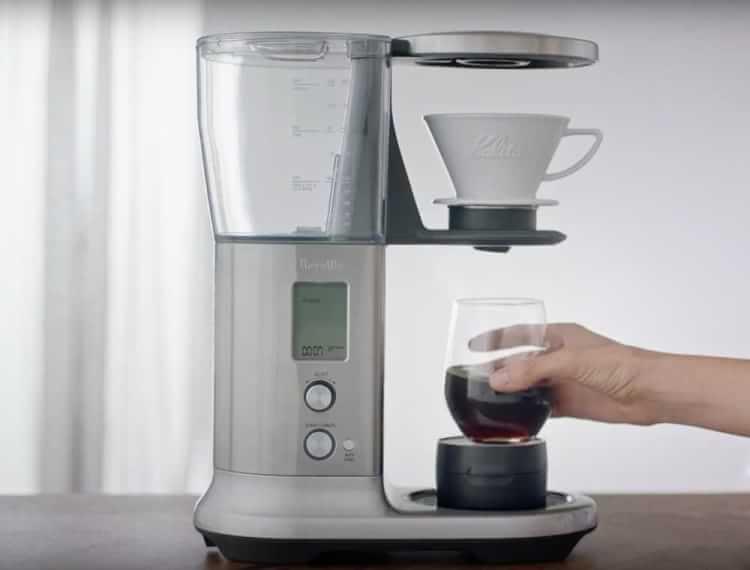 Breville Pour Over Adapter For Precision Brewer Coffee Accessories Williams Sonoma